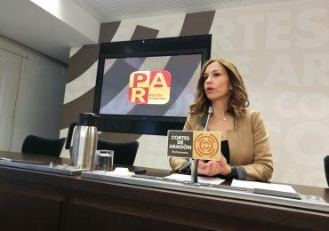 El Partido Aragonés quiere que el Gobierno de Aragón envíe a las Cortes un informe con los incumplimientos, el cronograma a seguir y los compromisos adquiridos