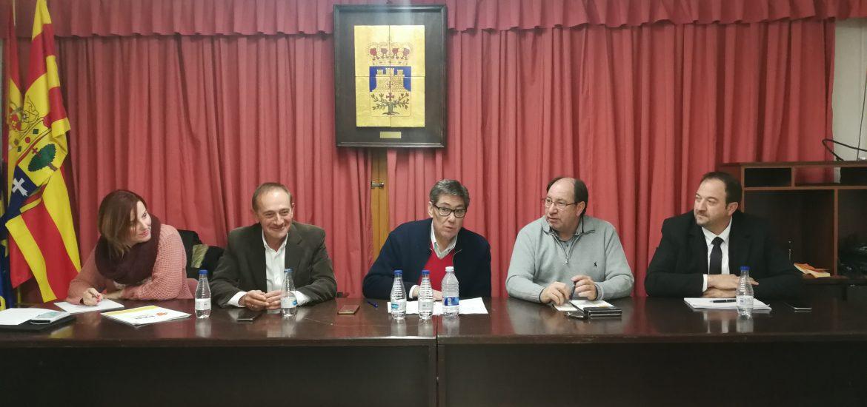 """El Partido Aragonés no aceptará una reforma de la financiación autonómica """"para contentar a algunos"""" en perjuicio de Aragón"""