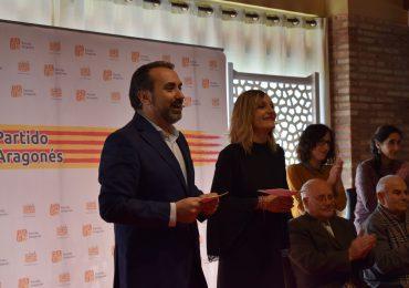 El Partido Aragonés rinde homenaje a la institución de El Justicia de Aragón