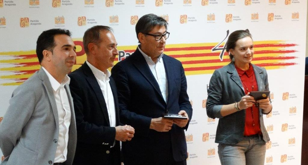 Día del Militante PAR Alto Aragón – Huesca 03.12.2017
