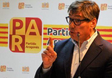 Aliaga dice que los turolenses no se merecen trenes tercermundistas y urge a la DGA a que retome el camino con el actual Gobierno de España y traiga soluciones