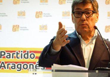 """Aliaga: """"Los aragoneses no deben ser los paganos de la brutal política impositiva del Gobierno PSOE-CHA"""""""