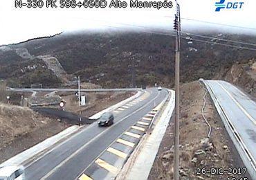 El PAR pide mejor señalización de las obras y desvíos en Monrepós y ruega prudencia a los conductores ante los riesgos