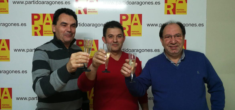"""Julio Esteban: """"Hoy nos damos cuenta de lo trascendente que ha sido y sigue siendo el Partido Aragonés para el crecimiento de Teruel y Aragón"""""""