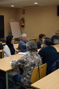 Javier Arencón, nuevo presidente comarcal en las Cinco Villas