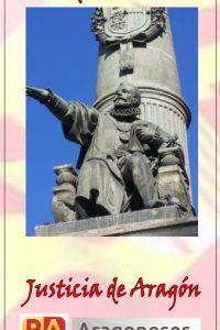 PAR Zaragoza homenajea hoy a la Institución de El Justicia de Aragón