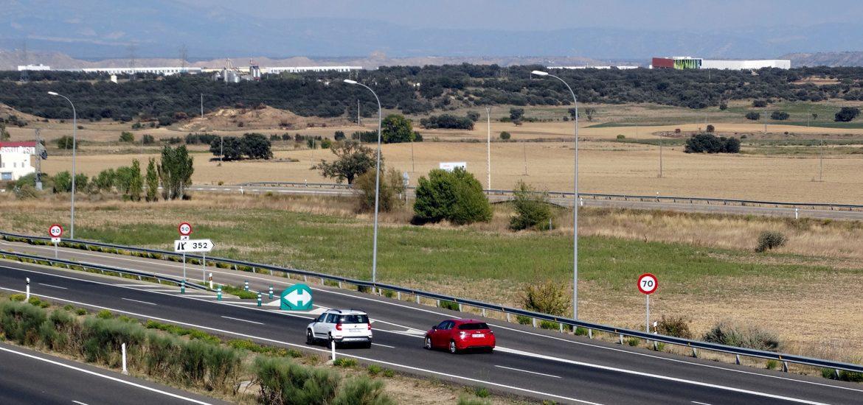 PAR-Huesca plantea al ayuntamiento que gestione ante Fomento anticipar la conexión directa de PLHUS con la autovía