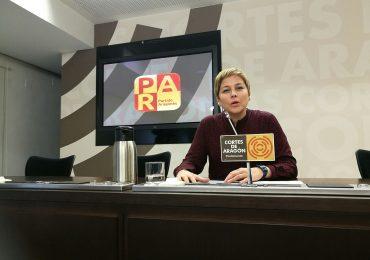 Zapater (PAR) pide al Gobierno de Aragón que desempolve las iniciativas aprobadas y dote adecuadamente la sanidad en el medio rural