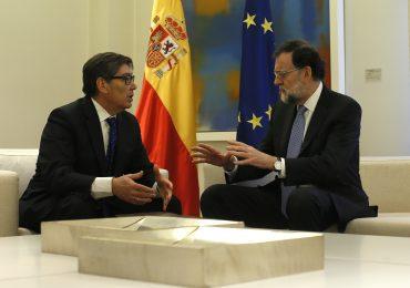 Aliaga logra que Rajoy se comprometa a que haya partidas presupuestarias para los principales  proyectos de Aragón