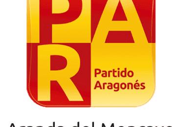 El PAR denuncia el inmovilismo político en Aranda del Moncayo