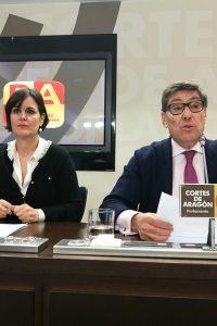 El PAR registra 440 enmiendas al Presupuesto de Aragón para llenar de vida el territorio y rebajar la carga fiscal a los aragoneses