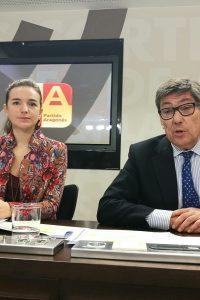 Aliaga pide al Gobierno de Aragón que cumpla y aporte al Plan de Desarrollo Rural lo que le corresponde