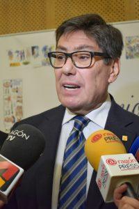 """Aliaga dice que los acuerdos suscritos en las elecciones generales con el PP nacional """"están para cumplirlos"""""""