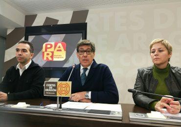 Aliaga pide a Olona que defienda ante la ministra Ribera la térmica de Andorra y los 4.000 empleos que genera