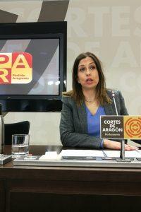 Herrero lamenta que la izquierda se haya opuesto a que la DGA impida que los libros de texto contengan errores históricos