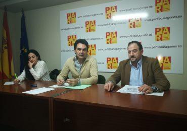 """El Partido Aragonés cree que el plan """"113 SOS Teruel"""" es una nueva """"oportunidad de vida"""" para los pueblos de la Comarca de Teruel"""