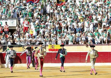 PAR-Huesca valora que la decisión del ayuntamiento sobre la plaza de toros genera riesgos para la feria y atiende a los antitaurinos