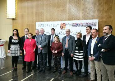 """El Partido Aragonés entregará el jueves sus premios """"Valero y Custodio"""""""