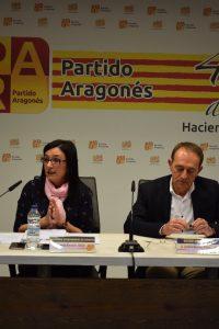 El PAR marca su estrategia electoral en la provincia de Zaragoza para 2019