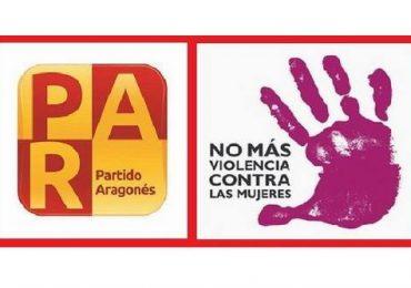 PAR Zaragoza reclama la creación de una unidad de la Policía Local especializada en violencia de género