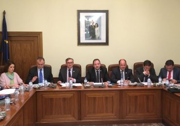 La Diputación de Teruel rechaza, a instancias del PAR, la reforma de la Ley Electoral