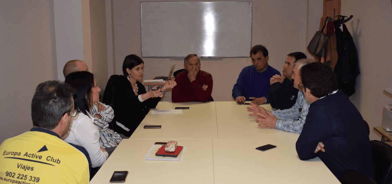 Los agricultores de la Comarca de Calatayud denuncian la escasez de ayudas