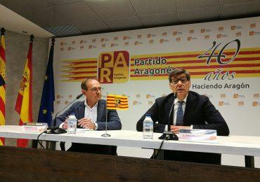 El PAR votará a favor de la candidatura de Ángel Dolado como nuevo Justicia de Aragón