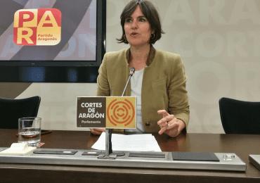 """Elena Allué (PAR): """"Queremos que la reforma de Sucesiones incluya la bonificación del 99% entre cónyuges y entre padres e hijos"""""""