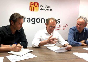 El PAR reivindica en la DPH garantías, servicios, compensaciones y acciones para Jacetania y Alto Gállego ante el suceso de Monrepós