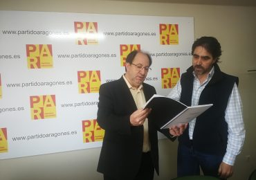 El Partido Aragonés se opone a la declaracion de la Laguna del Cañizar como ZEPA