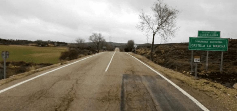 El PAR pide el arreglo de la A-202 entre el Monasterio de Piedra y Campillo de Aragón