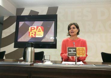 El PAR quiere que, ante un nuevo Plan Hidrológico, las Cortes reiteren el derecho de Aragón a la reserva hídrica y se traslade el acuerdo al Congreso de los Diputados