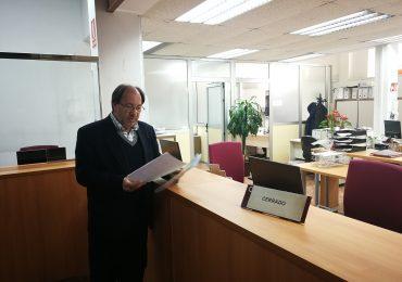 El PAR insta a subsanar las deficiencias en las emisiones de televisión existentes en Villaspesa