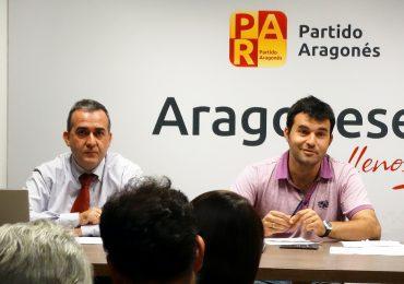 """El PAR de Hoya de Huesca considera que el pleno comarcal ha evidenciado que """"para algunos partidos, Aragón es de segunda"""""""