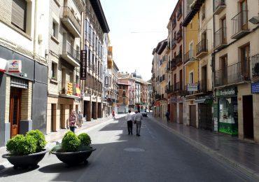 PAR-Huesca reclama más apoyo y medidas desde el ayuntamiento para la dinamización del comercio oscense