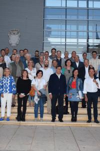 Arturo Aliaga destaca y agradece la vocación de servicio de los miles de alcaldes y concejales del PAR en Aragón desde 1979