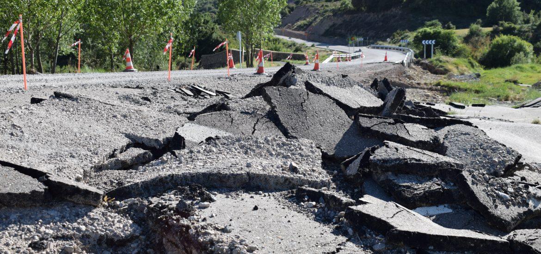 El PAR denuncia la pasividad ante el estado de las vías en Los Pintanos