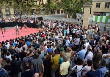 """PAR-Huesca valora que la improvisación para la Feria de Teatro y San Lorenzo evidencia de nuevo """"la mala gestión municipal"""""""