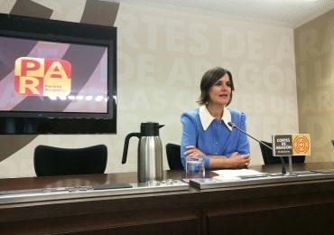 El PAR reclama un pacto político y presupuestario contra la violencia machista en Aragón