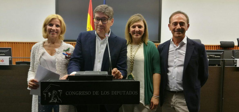 Aliaga exige a Ábalos que ejecute ¡ya! los 118 millones para infraestructuras que el PAR consiguió para Aragón en los PGE