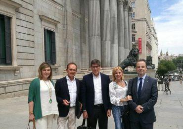 El PAR consigue para Aragón 137,6 millones de Euros a través de las enmiendas introducidas a los Presupuesto Generales del Estado para 2018 aprobados en el Congreso