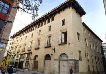 PAR Zaragoza reclama a ZEC que cumpla con los presupuestos participativos y propone la sede del Museo de Semana Santa en el Palacio de Fuenclara