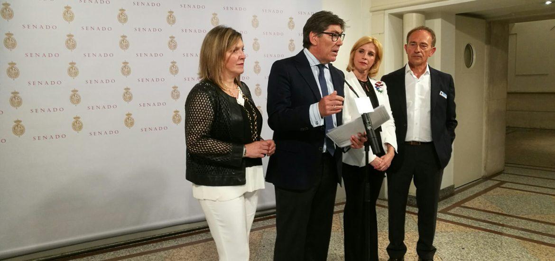 El PAR consigue en el Senado 144 millones para Aragón