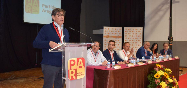 """""""El Partido Aragonés es un partido sólido"""""""