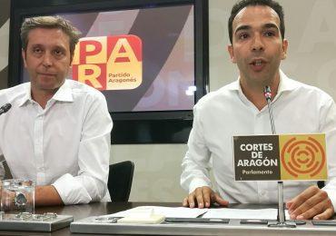 El PAR pide a la DGA que actualice e impulse la Vía Verde de Barbastro, por Castejón del Puente, con la estación de Selgua y a Monzón
