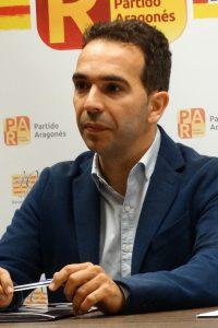Guerrero defiende que Yesa es fundamental y se alegra de que la ministra Ribera garantice la continuidad de las obras
