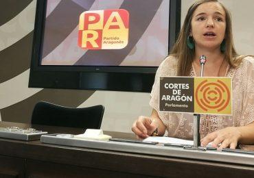 El PAR pide ayudas a la DGA para que los municipios reparen los caminos afectados por las riadas del Ebro y las tormentas