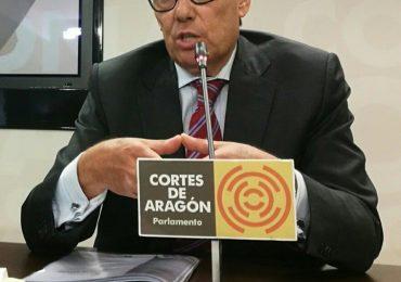 """Aliaga muestra preocupación por """"los bandazos"""" de Sánchez en la financiación autonómica y advierte de que no aceptará más agravios para Aragón"""