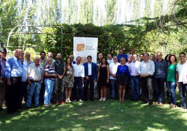 """Aliaga abre en Gurrea el curso político del PAR del Alto Aragón, en """"un tiempo decisivo para nuestra Comunidad y los aragoneses"""""""