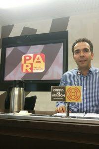 Jesús Guerrero apuesta por la flexibilización de medidas en la hostelería si las condiciones epidemiológicas lo permiten
